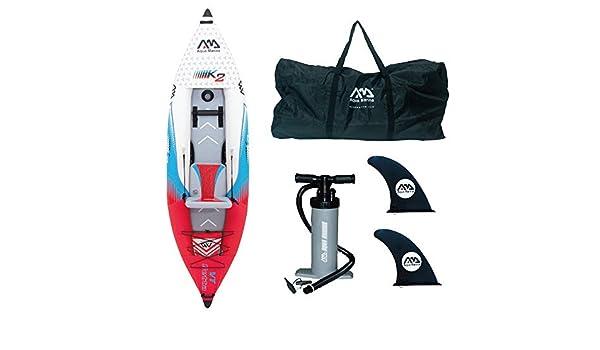 Amazon.com : Aqua Marina Betta VT-312 Kayak Inflatable Kayak, : Sports & Outdoors