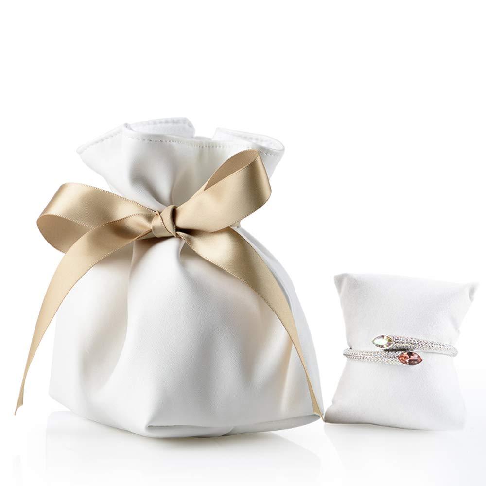 Oirlv Watch Bangle Bracelet Gift Bag Jewelry Storage