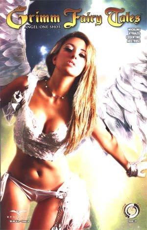 Download Grimm Fairy Tales Angel One Shot Cover B Photo pdf epub