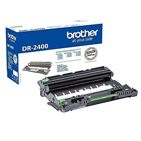 Brother DR2400 Unidad de tambor de repuesto, 12000 páginas de ...