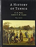 A History of Tennis 9781578986651