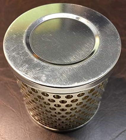 Coltri Filtro de aspiración Compresor MCH 13 – 16 Filtro de Papel en seco