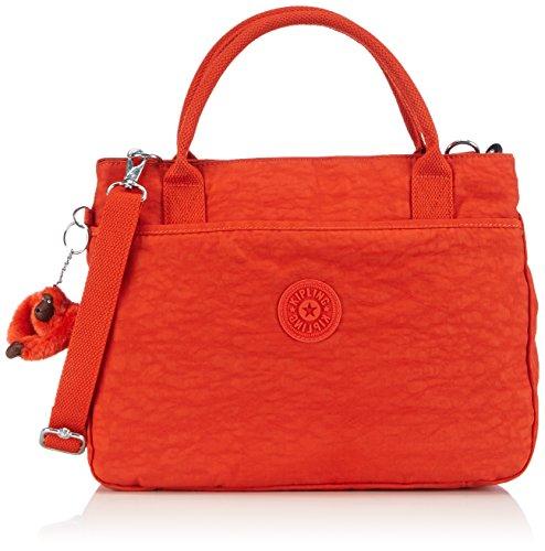 Sunbrnt Womens Bag Shoulder Caralisa Orange Kipling Org q7X4PwqxF