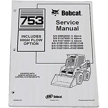 Bobcat 610 High Flow