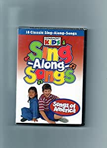 Cedarmont Kids Sing-Along-Songs: Songs of America Dvd