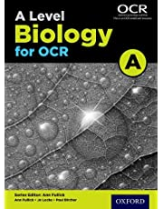 A Level Biology for OCR A Student Book (Science a Level for Ocr)