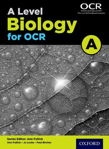Read A Level Biology a for OCR Student Bookstudent Book [P.P.T]