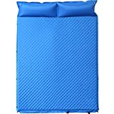FC-Fancier Self Inflating Sleeping Pad,Compact and Comfortable,Quick Flow - Best Reviews Guide