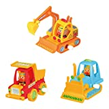 Japan Kids Toys - Anpanman Urochoro construction car (only one type does not can choose delivery) *AF27*