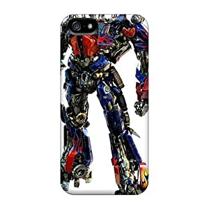 linJUN FENGNew Cynthaskey Super Strong Optimus Prime Tpu Case Cover For Iphone 5/5s