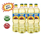SUNVELLA FryPure High Oleic Sunflower Oil Pressed-Refined 33.8 Fl...