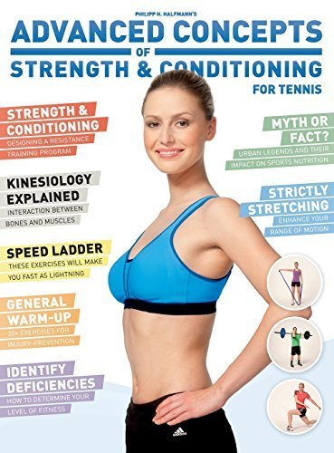 Advanced Concepts of Strength & Conditioning for Tennis by Philipp Halfmann (2012-09-17) por Philipp Halfmann