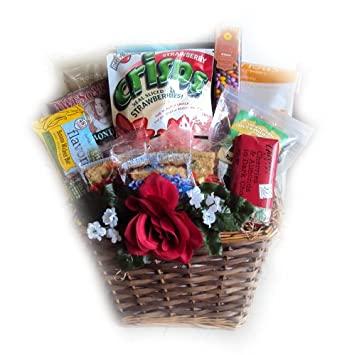 Amazon heart healthy valentines day gift basket gourmet heart healthy valentines day gift basket negle Choice Image