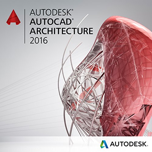 Autodesk Autocad Architecture 2016 English 64Bit   Lifetime