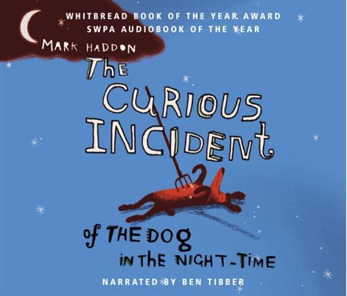 """""""The Curious Incident of the Dog in the Night-time"""" av Mark Haddon"""