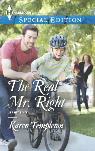 The Real Mr. Right (Jersey Boys Series Book 1) (1 Templeton Light)