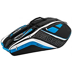 Babolat Team Line (6 Pack) Racquet Bag (Blue)