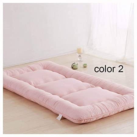 WGXY Color del Caramelo Tatami Estera colchón colchón ...