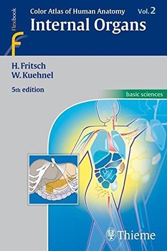 Color Atlas of Human Anatomy, Volume 2: Internal Organs (v. 2)