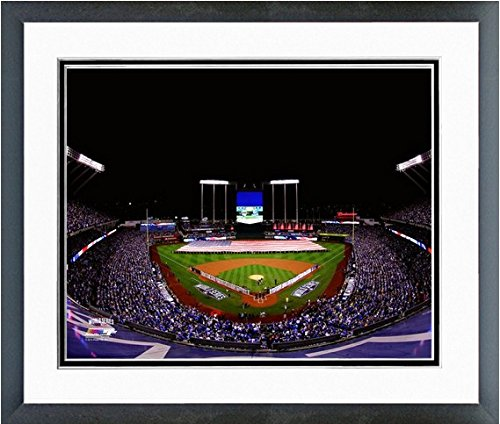 Kansas City Royals Kauffman Stadium 2014 World Series Game 1 Photo (Size: 12.5