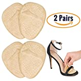 Shoe Inserts for Women   Ball of Foot Cushions (2 Pairs of Insoles)   For All Day Pain Relief and Comfort   One Size Fits All Metatarsal Foot Pads