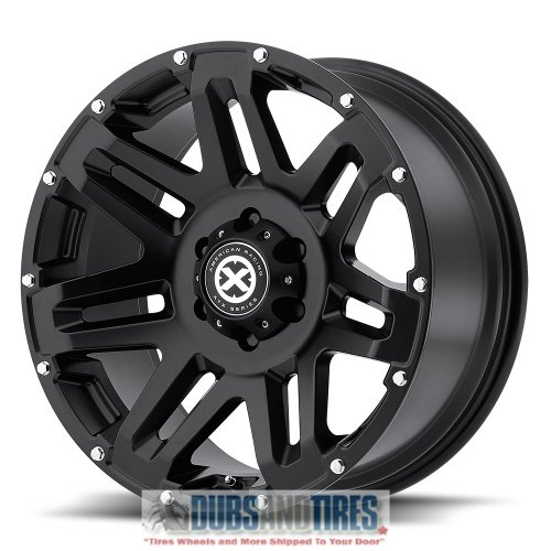 ford 8 lug black rims - 6