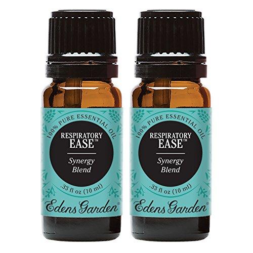 Edens Garden Respiratory Ease Value Pack Synergy Blend 100%