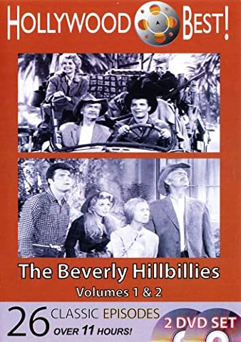 Hollywood Best! The Beverly Hillbillies, 2 DVD Set Volumes 1 & 2 (Beverly Hillbillies Volume 2)