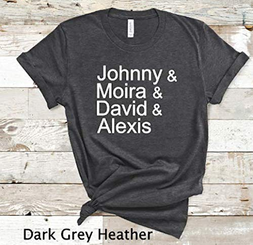 Schitts Creek Rose family t-shirt