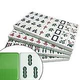 Professional Chinese Mahjong Set, 144 Tiles
