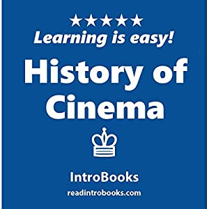 History of Cinema Audiobook