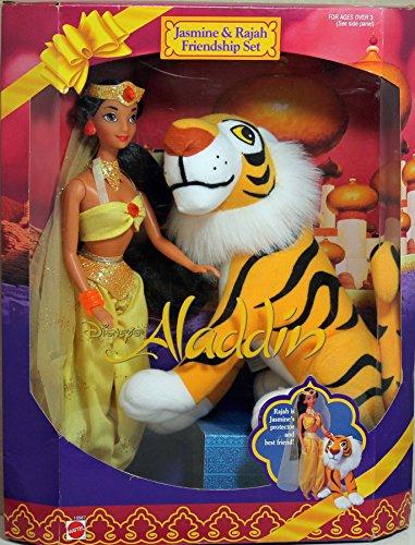 Disney's Aladdin - Jasmine & Rajah Friendship Set