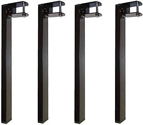 Imex El Zorro Canguro - Juego de 4 patas , Metal, Neutro, 36.5 x 4 x 2 cm