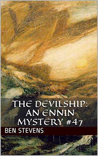 The Devilship: An Ennin Mystery #47