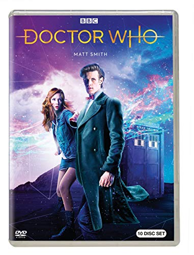 Doctor Who: The Matt Smith Collection (Dr Complete Who Series)