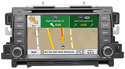 mazda 6 2015 navigation system
