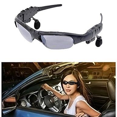 owikar polarizadas gafas de sol Bluetooth Headset con micrófono 6 horas tiempo de conversación oído deportes