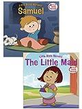 Samuel/The Little Maid Flip-Over Book (Little Bible Heroes™)
