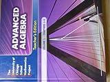 advanced algebra teachers edition - The University of Chicago School Mathematics Project Advanced Algebra Teacher's Edition Volume 1 Chapters 1-6