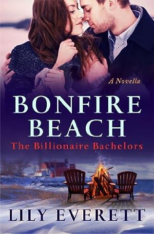 book cover of Bonfire Beach