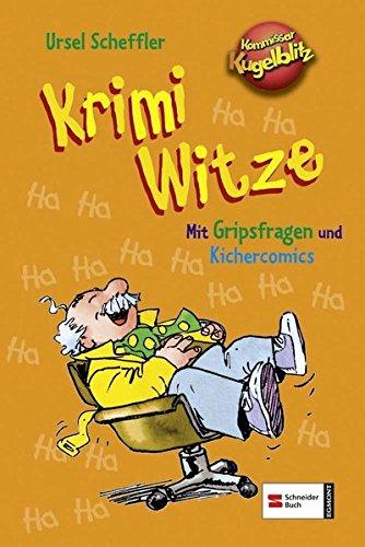 Kommissar Kugelblitz - Krimi-Witze