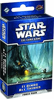 Star Wars LCG: It Binds All Things Force Pack