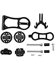 Stem Extension Mount, Multi-Functional Bicycle Computer Mount Holder Out Front Mount for Garmin CATEYE Bryton