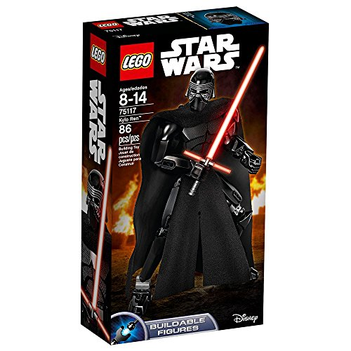 LEGO Star Wars Kylo Ren 75117 Star Wars (Lego Kids Star)