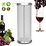 6 x 14 inches Hop Spider Beer Brewing, Hop Spider Stainless Steel, Dry Hopper Filter Strainer