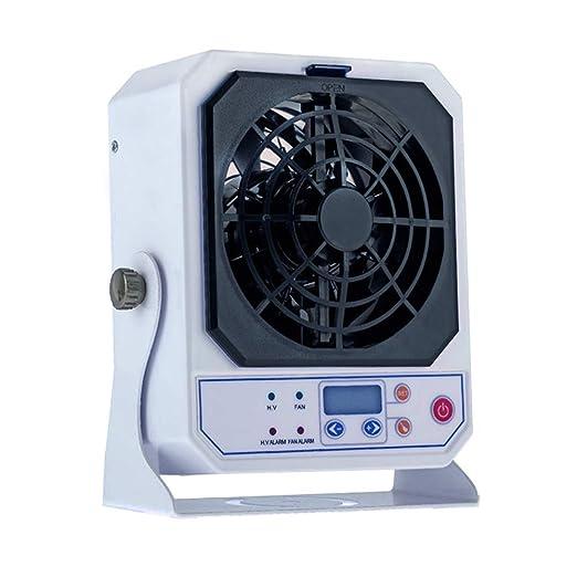 YUCHENGTECH Soplador de aire ionizante Ventilador ESD ...