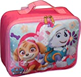 Group Ruz Nickelodeon Girl PAW Patrol Insulated Lunch Box