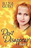 Don't Disappear, Nina Guest, 1608441911