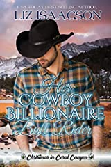 A billionaire bull rider and the pretty country music singer he's boarding with...Can they make the best of a difficult situation and find love this Christmas?Todd Christopherson has just retired from the professional rodeo circuit and return...