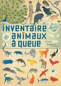 """Afficher """"Inventaire illustré des animaux à queue"""""""